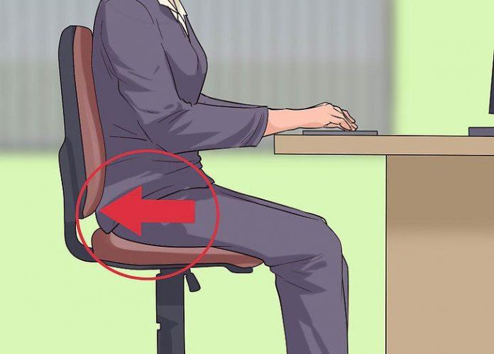 Comodità sedie postura
