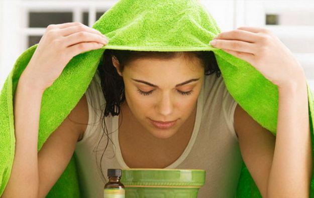 Suffumigi, rimedio naturale tosse grassa