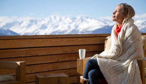 Camminare all'aperto anche in inverno per la vitamina d