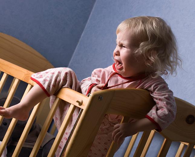bambini e insonnia dei genitori