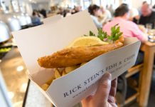 Fish and chips: ecco che pesci contiene