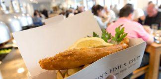 Fish and chips: ecco che pesci contiene