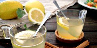 Acqua, limone e cannella per dimagrire gradualmente (ma in modo definitivo)