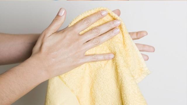 come lavare a fondo le mani