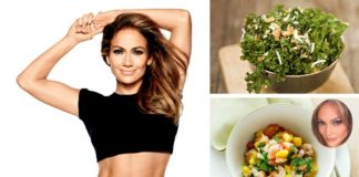 La nuova dieta di Jennifer Lopez: la sfida è seguirla per 10 giorni!