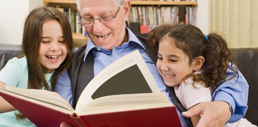 Nonni avranno un reddito conosciuto per occuparsi dei nipoti