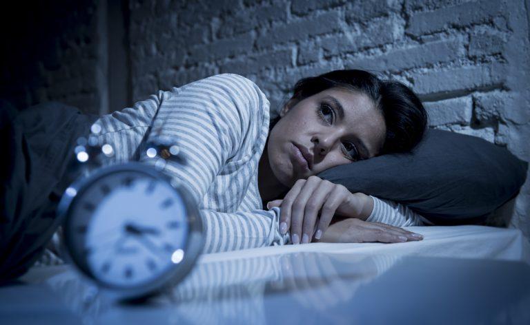 non riuscire a prendere sonno