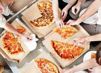 cartone pizza tossico
