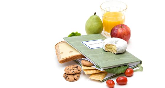 diario alimentare: scrivere ciò che si mangia aiuta a dimagrire