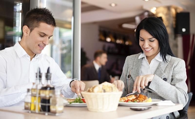 pausa pranzo benefica