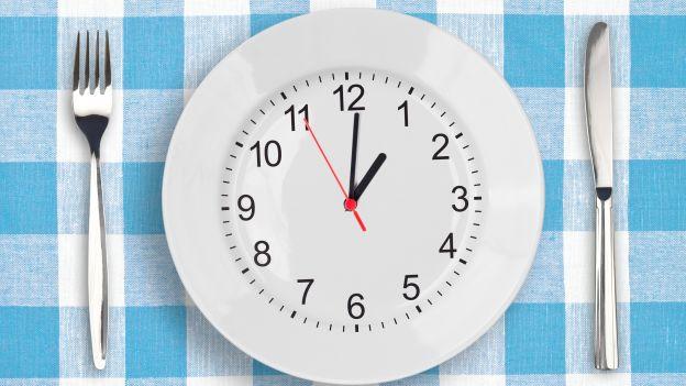 pausa pranzo di 75 minuti