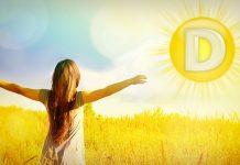 vitamina d e sole